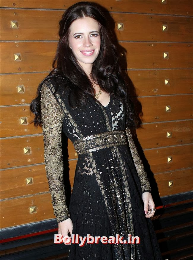 Kalki Koechlin, Filmfare Awards 2014 Red carpet Images