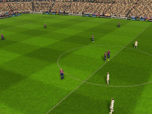 FIFA 2007 Patch Update 2015/2016 --- باتش تحويل FIFA 2007