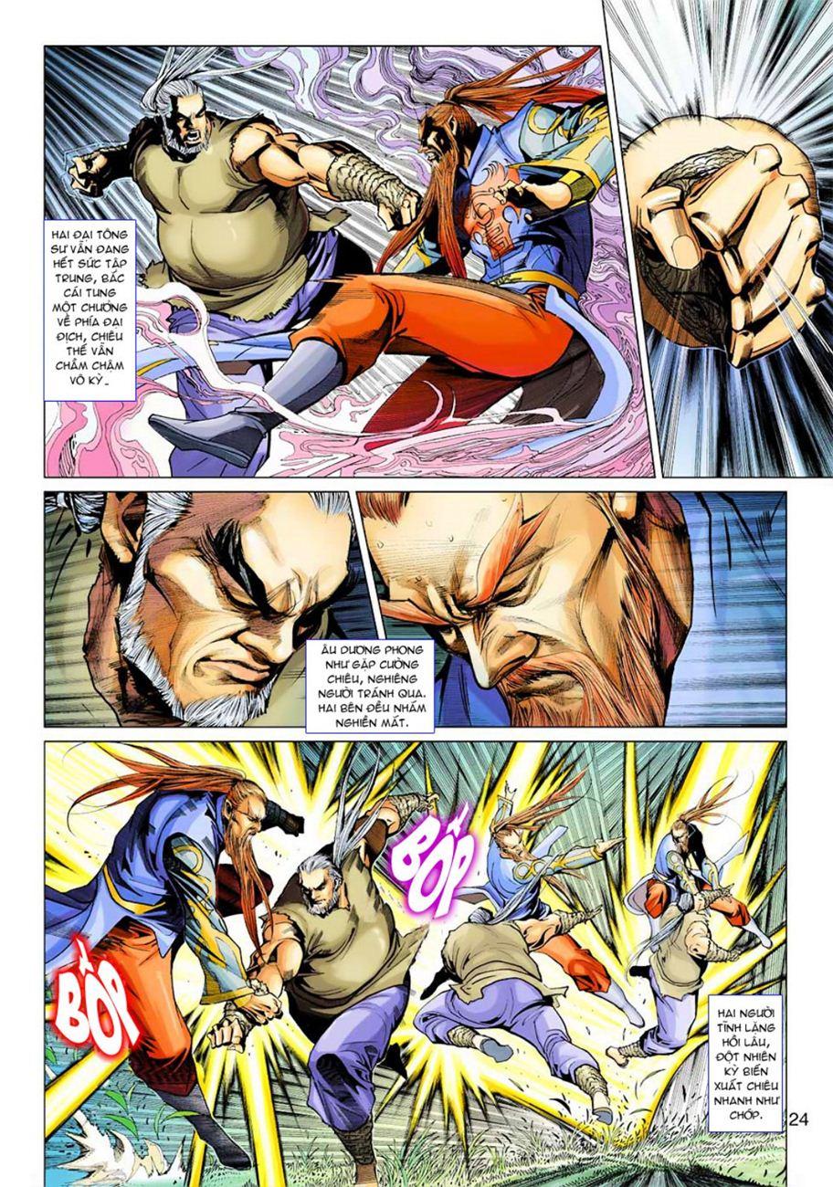 Anh Hùng Xạ Điêu anh hùng xạ đêu chap 45 trang 24