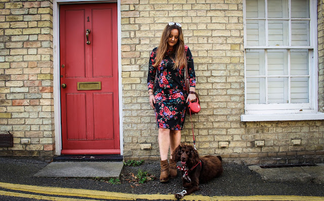 how to wear autumn florals