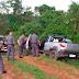 Policiais Militares de Santa Rita e de Porto Ferreira realizam operação na zona rural