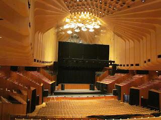 Sydney Opera House Theater