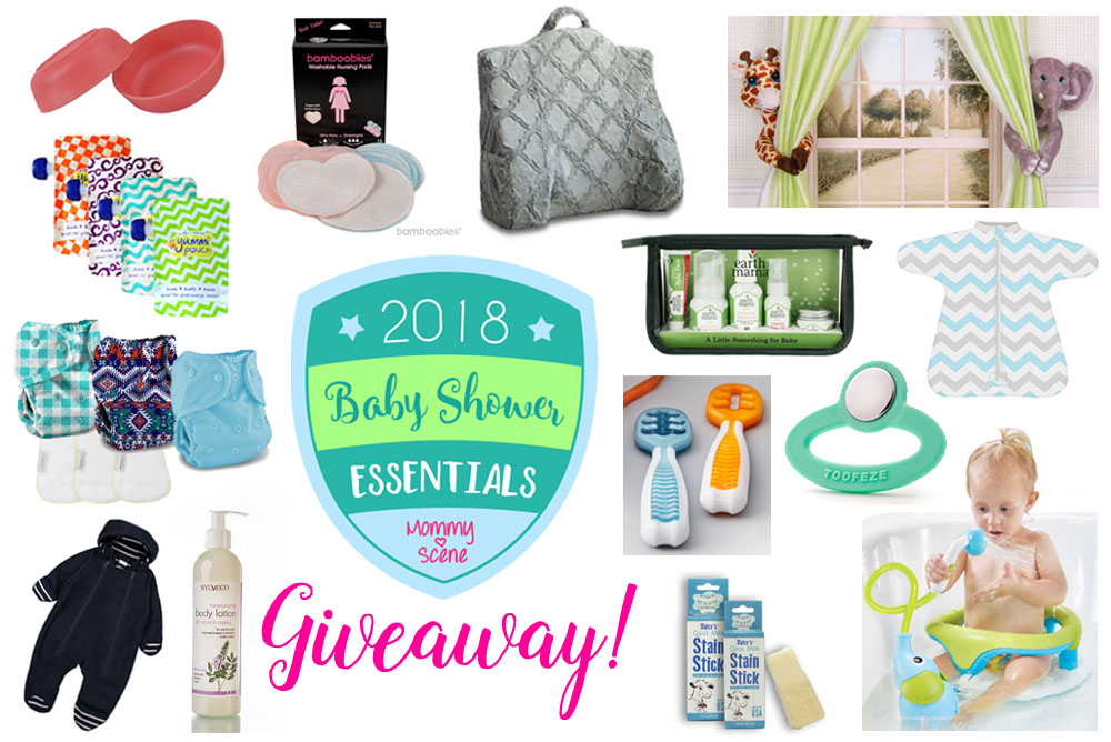 Nanny To Mommy Baby Shower Essentials Giveaway