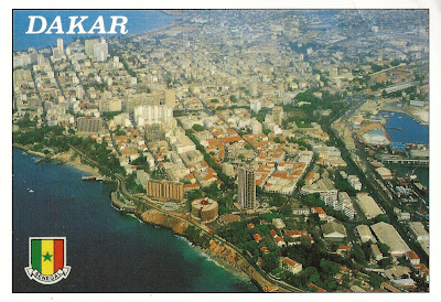 Dakar capital of Senegal