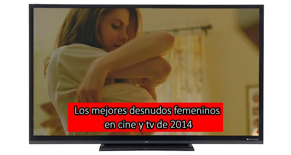 Mejores desnudos femeninos en series y películas de 2014