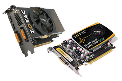 VGA card ZOTAC GTS 450 Riview