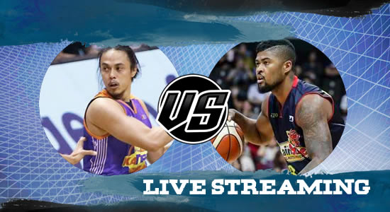 Livestream List: TNT vs ROS July 7, 2018 PBA Commissioner's Cup
