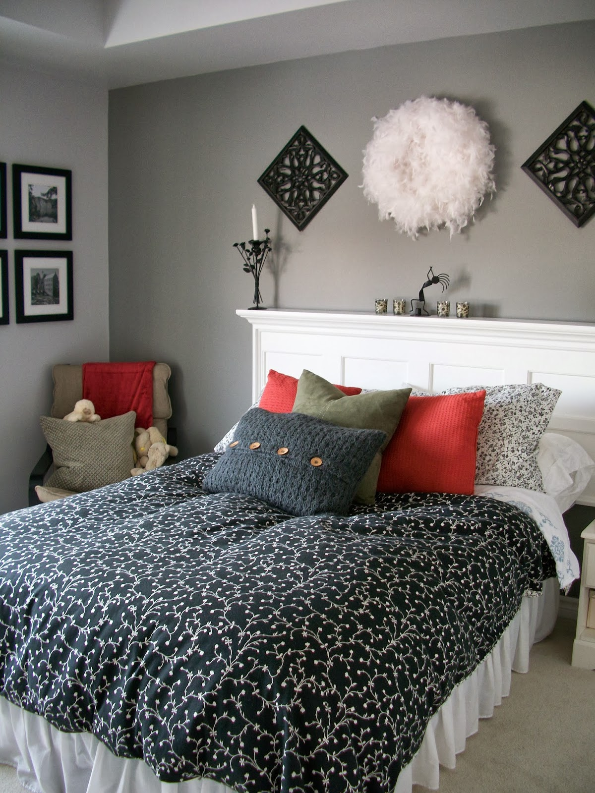 Paint color for master bedroom