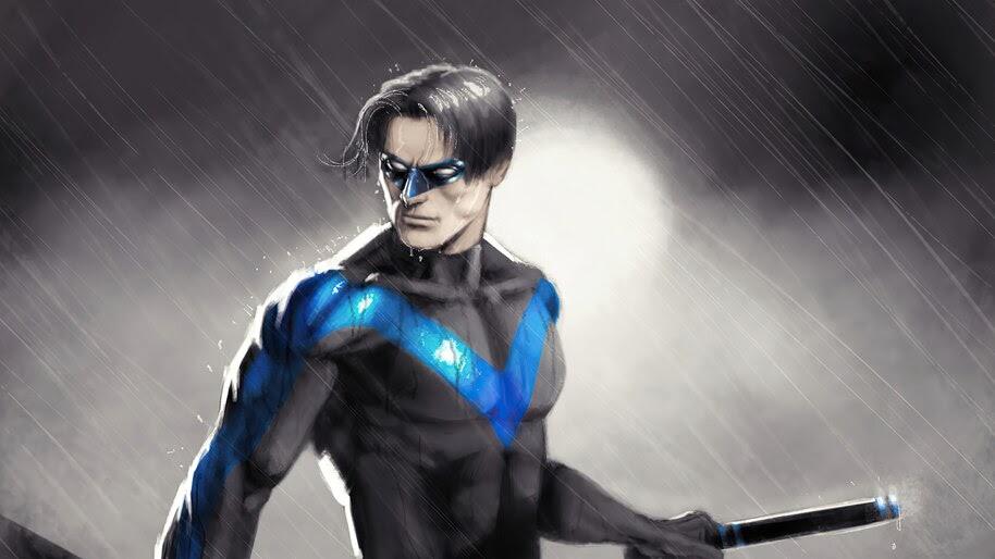 Nightwing, DC, Comics, 4K, #6.2120
