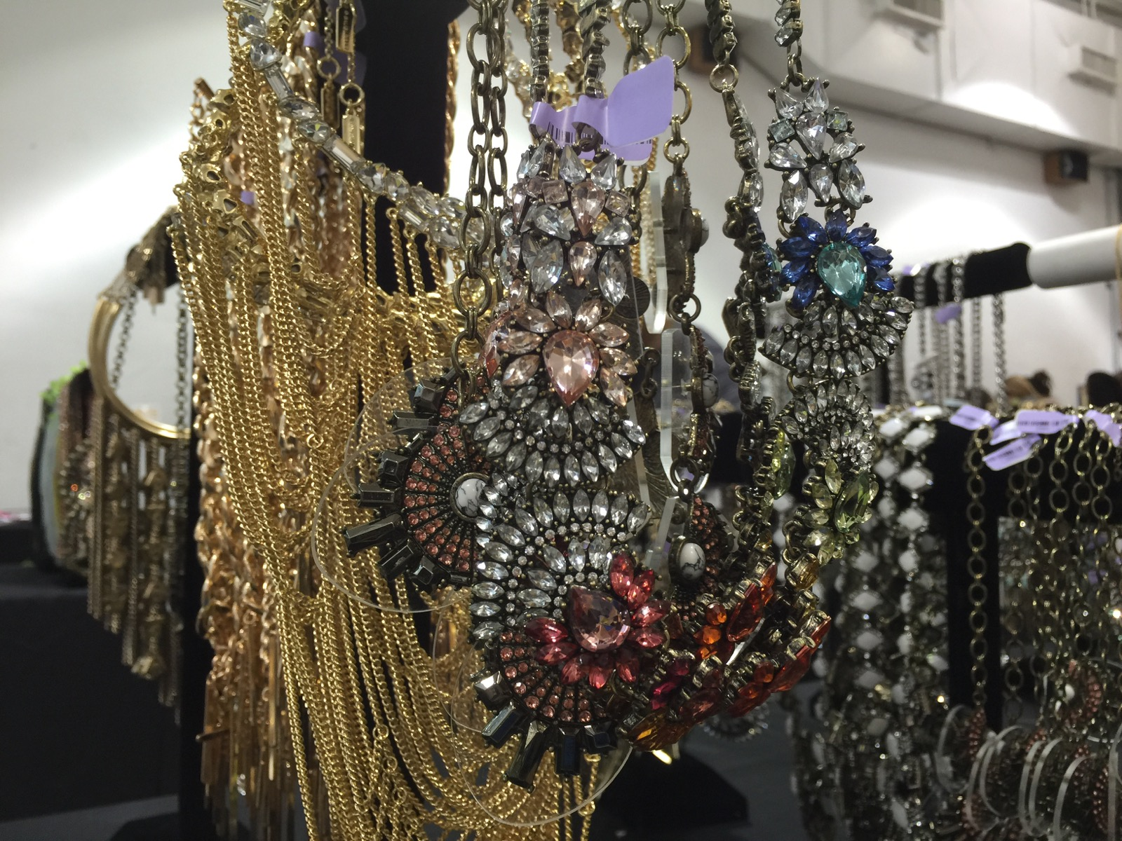 Baublebar sample sale jewelry