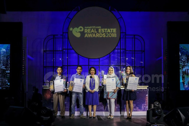 Pranasindo, Agency Property Paling Ngetop di Jabodetabek - Real Estate Awards 2018