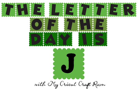 3 Spoiled Dogs Letter of the Day Letter J