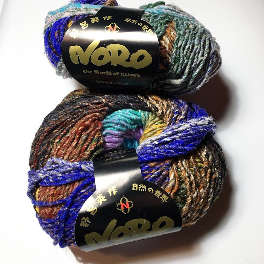 Noro Obi, photo by Dayana Knits blog