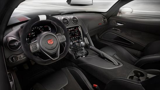 2020 Dodge Viper Interior