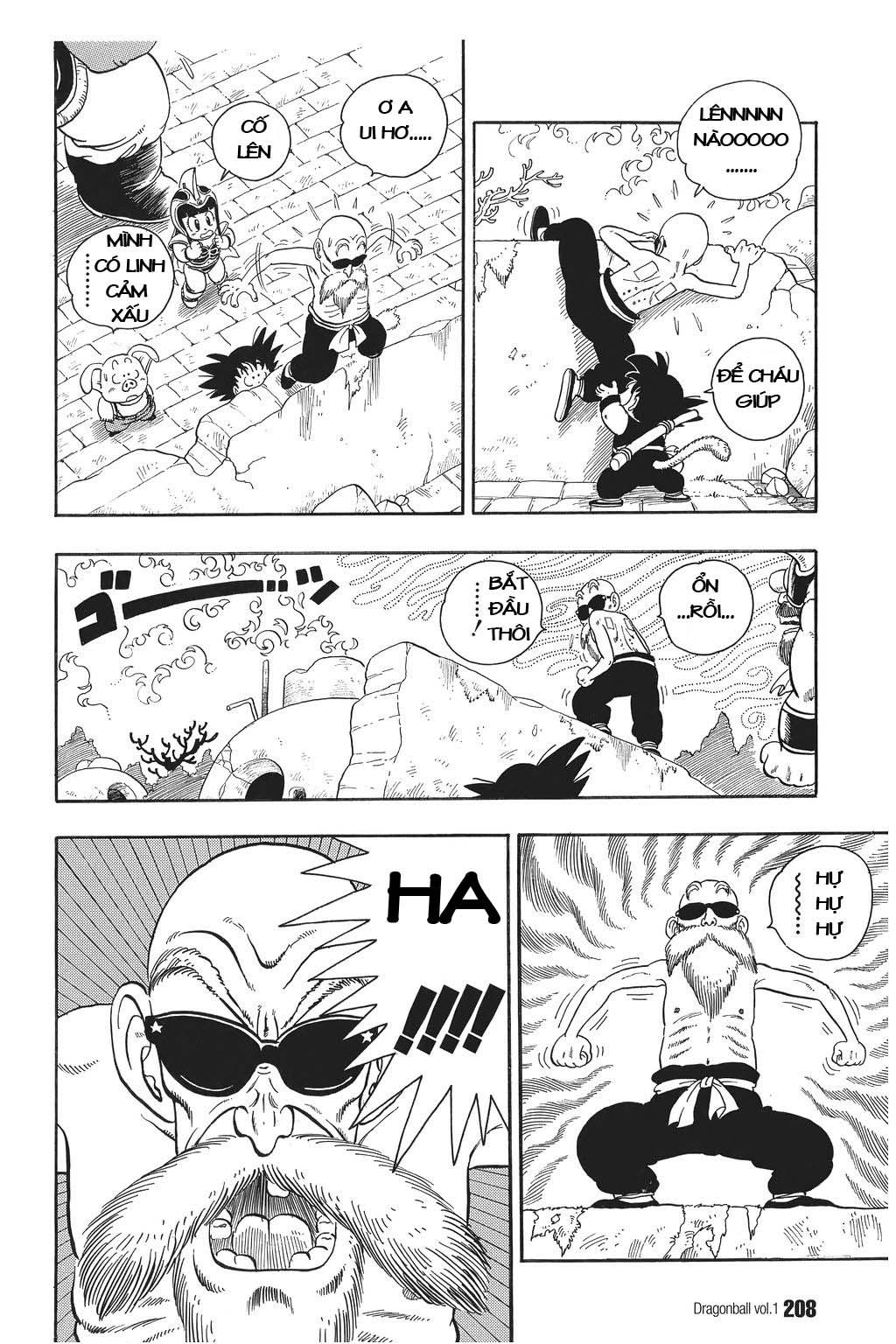 Dragon Ball chap 14 trang 7
