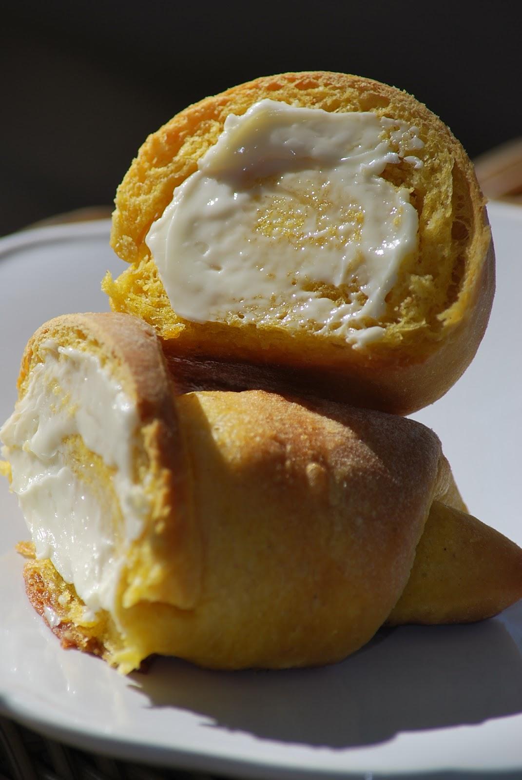 My Story In Recipes Pumpkin Crescent Rolls