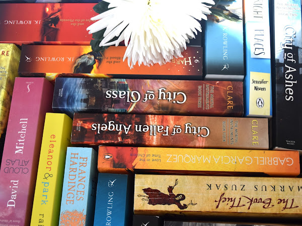 What I`m currently reading: History is All You Left Me, The Book Thief, Clockwork Prince, etc.
