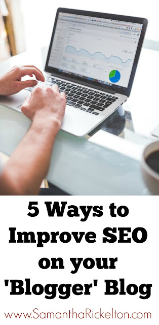 5 Ways to Improve SEO on your 'Blogger' Blog including hints and tips and how to plan your post's keywords using google autocomplete