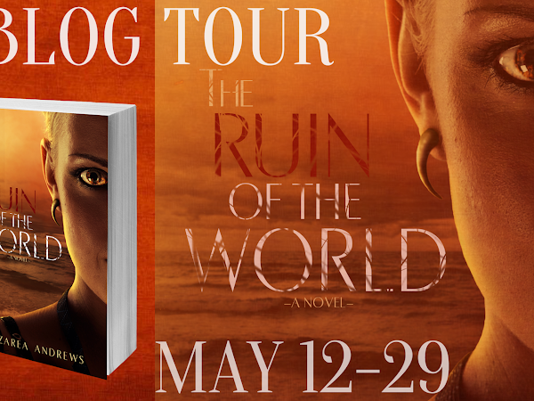 BLOG TOUR - The Ruin of the World by Nazarea Andrews   ***GIVEAWAY***