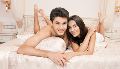 Why You Need Your Space in a Relationship man woman couple love sleep bed together