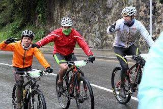 Marcha ciclista de montaña Pulmón de Acero