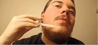 como aplicar minoxidil al 7 en la barba y efectos secundarios