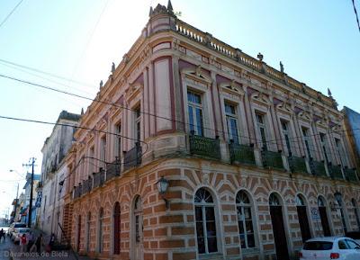 Paranaguá - Turismo histórico - Palácio Mathias Bohn