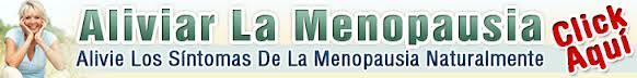 Aliviar Los Sintomas De Menopausia