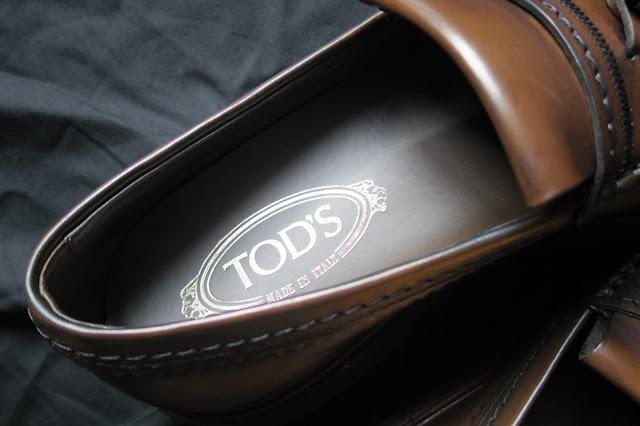 TOD'S(トッズ)のローファー