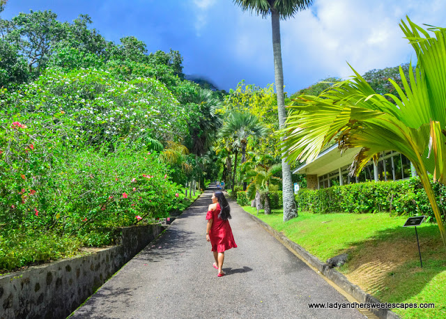 Seychelles Botanical Garden