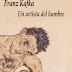 (Franz Kafka) Un artista del hambre