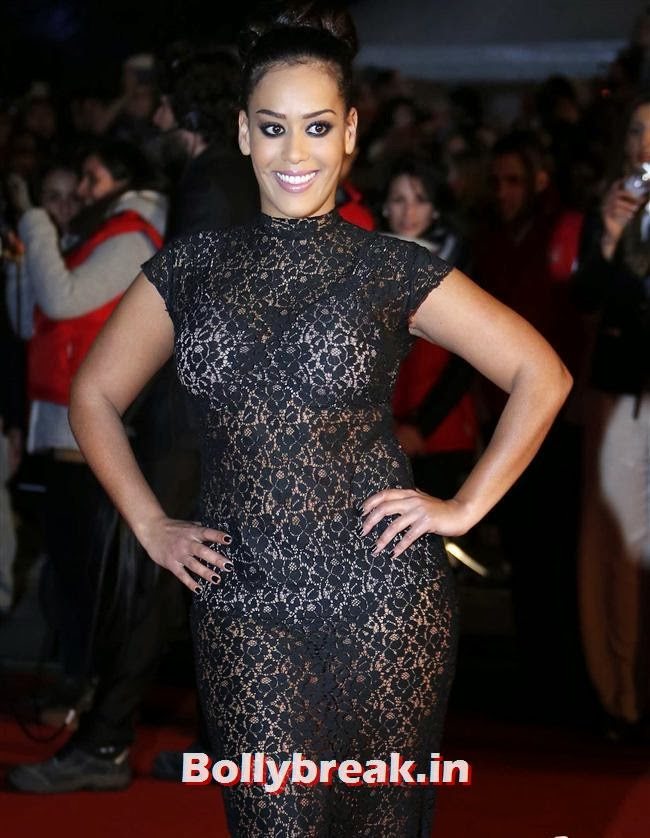 Amel Bent, International Singers at NRJ Music Awards 2013