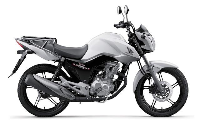 Honda CG 160 Cargo 2018