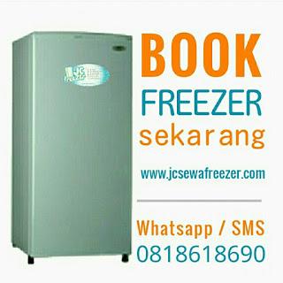 sewa freezer asi surabaya