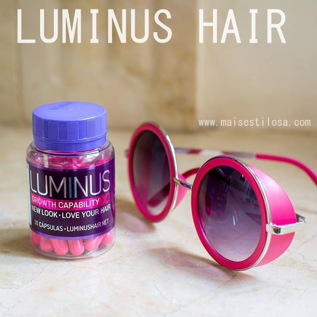 luminus hair faz o cabelo crescer mais rapido
