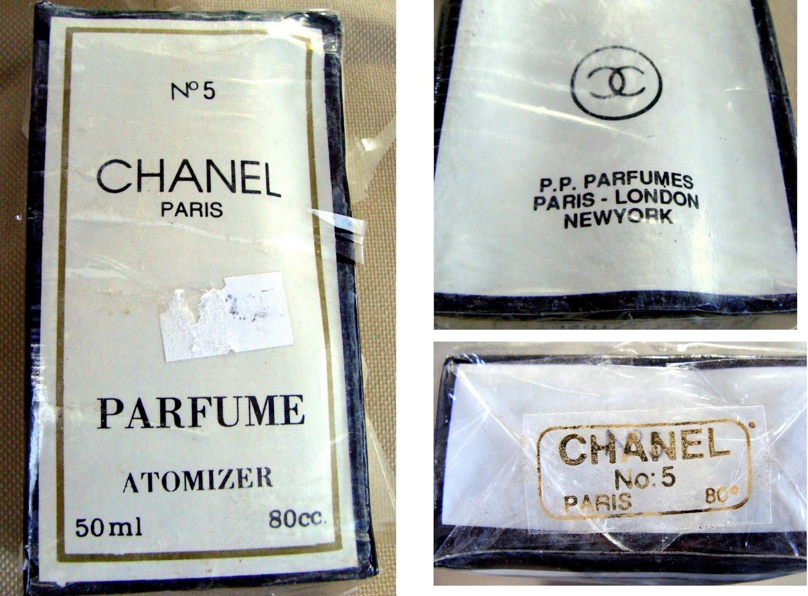 Chanel Perfume Bottles: Preventing Fakes!