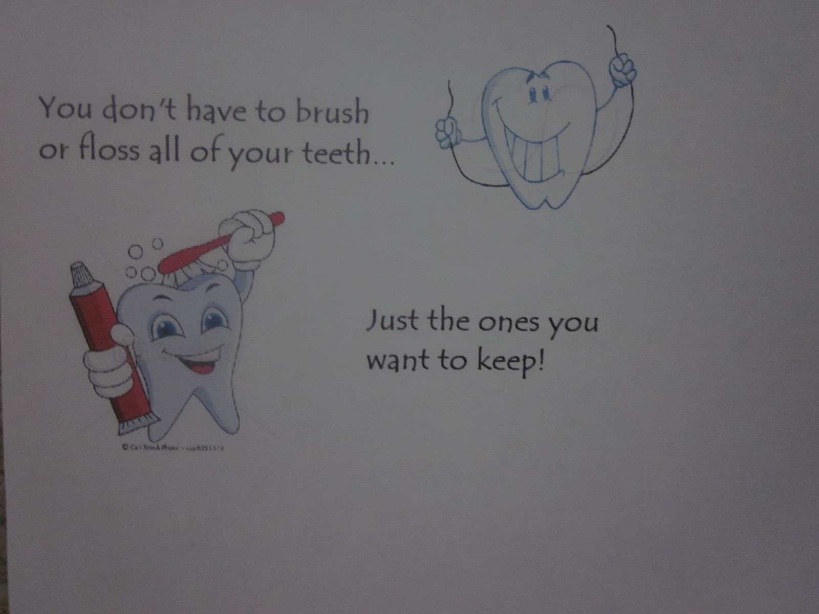 Brush Your Teeth Quotes: Pintresting Challenge: Brush Your Teeth Sign