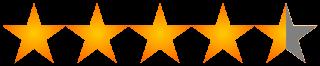 Resultado de imagen para cuatro y media de estrellas