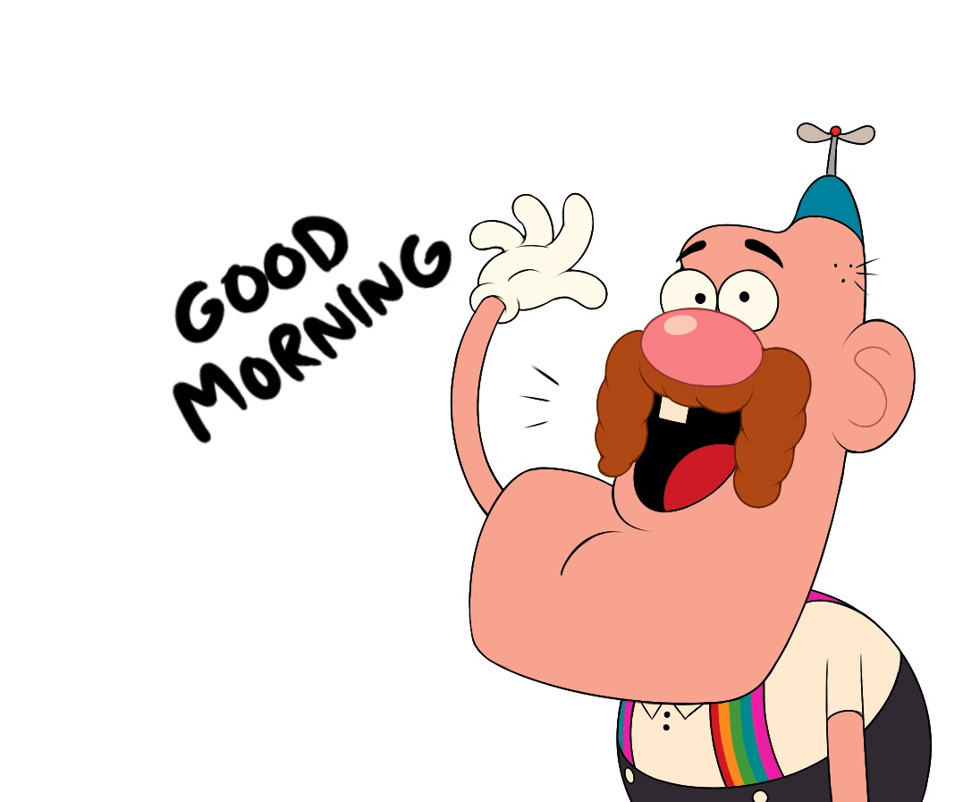 uncle grandpa hd foto