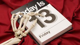Hari ini tanggal 13 jumat