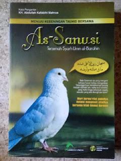 Buku Terjemah As-Sanusi Toko Buku Aswaja Surabaya