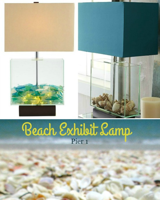 Beach Exhibit Table Lamp