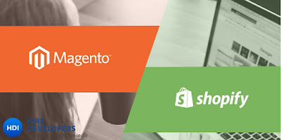 Hire Magento developers, Hire Shopify developers