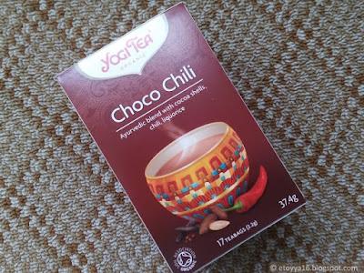 Yogi Org Choco Chilli Tea