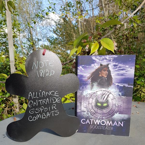 Catwoman : Soulstealer de Sarah J. Maas
