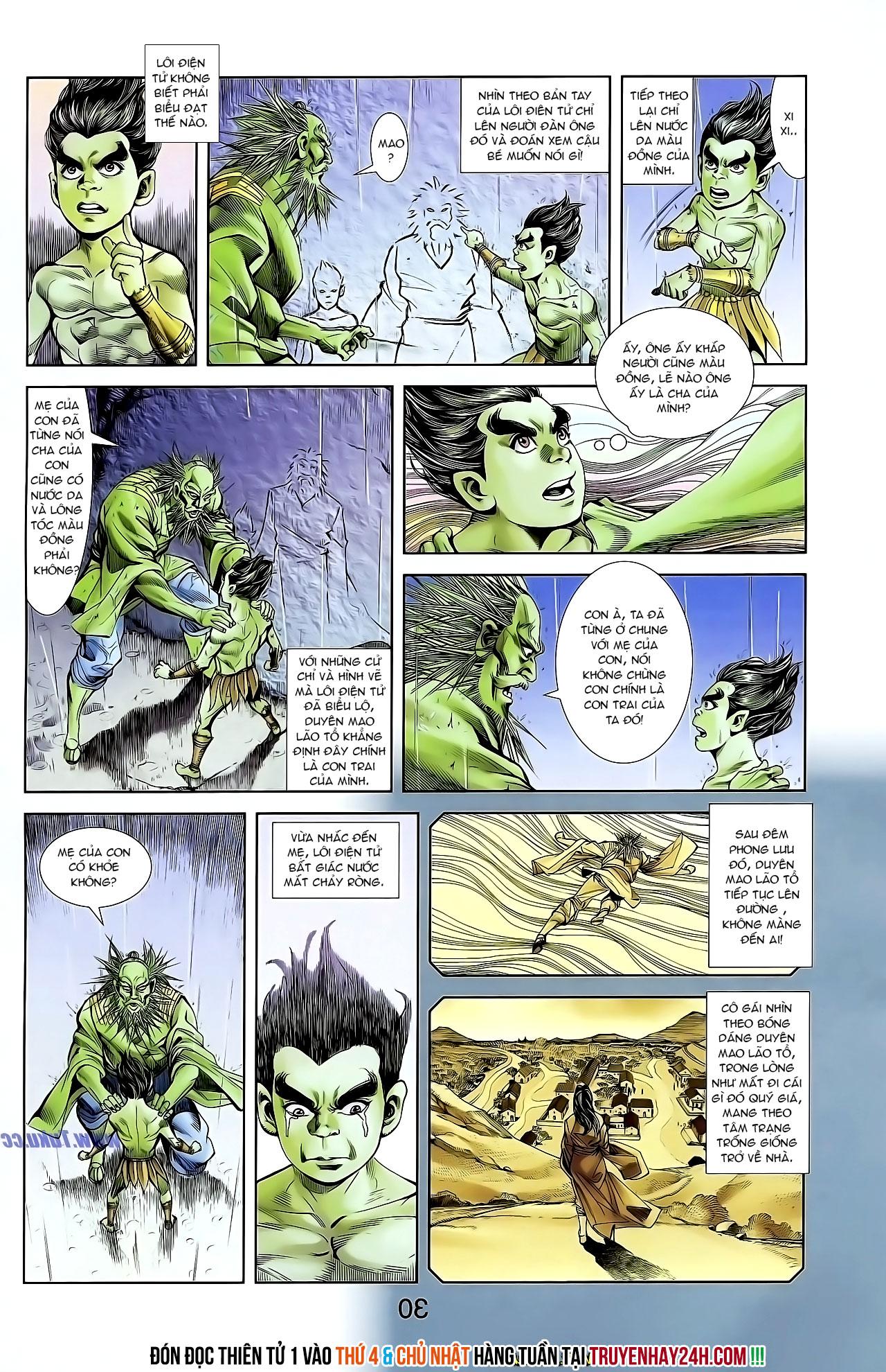 Cơ Phát Khai Chu Bản chapter 129 trang 27