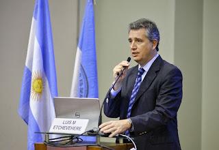 Luis Miguel Etchevehere, ministro de Agroindustria. Foto:NA