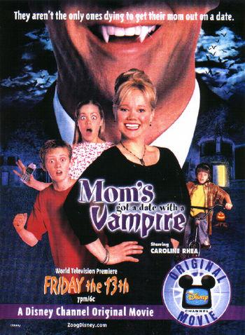 Mama Are Intalnire Cu Un Vampir filme pentru copii
