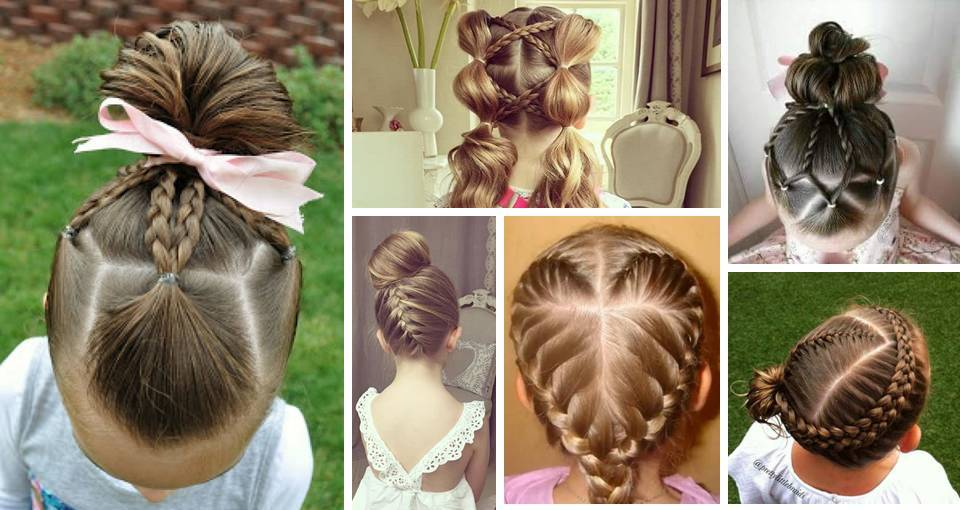 30%2BCute%2BEasy%2BHairstyles%2BFor%2BLittle%2BGirls 30 Cute Easy Hairstyles For Little Girls Interior