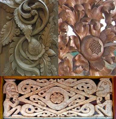 Sejarah Perkembangan Seni Ukir Indonesia  MEBEL AMARA